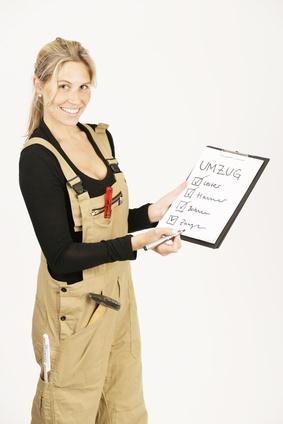 Umzug Stuttgart Checkliste